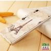 เคส oppo R7 เคสแฟชั่นน่ารักรูปหอไอเฟล tpu soft case