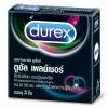 Durex Dual Pleasure (ถุงยางอนามัยดูเร็กซ์ ดูอัล เพลย์เชอร์)
