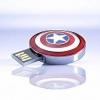 แฟลชไดร์ฟโล่กัปตันอเมริกา(Captain America) ความจุ 8 GB