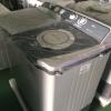 ครื่องซักผ้า 2 ถัง ระบบ ROLLER JET PUNCH + 3 ขนาดซัก 10.5 KG รุ่นWP-1350WST