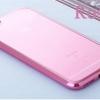 เคสไอโฟน6/6s เคสขอบซิลิโคนโดดเด่น+TPUใสด้านหลัง rose glod