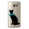 เคสซัมซุง s7 ลายแมวเหมียว#3 tpu soft case