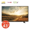 "LED 43"" สมาร์ททีวี LG รุ่น 43UF640T-SMART/UHD"