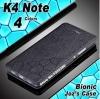 เคสเลอโนโว A7010 (k4 note) เคสพับหนังpu มี4สีให้เลือก