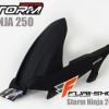 บังโคลนหลัง Storm for Ninja250 2013 & Z 250