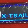 LED sill scuff plate- X-Trail