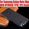 เคสsamsung galaxy note edge วัสดุTPU+PC กรอบให้เลือกหลายสี