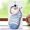 เคส lenovo k4 note (vibe x3 lite) ลายลูกแมวหลับในถุงเท้า พลาสติกเคส