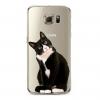 เคสซัมซุง s7 ลายแมวเหมียว#2 tpu soft case