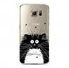 เคสซัมซุง s7 ลายแมวเหมียว#1 tpu soft case