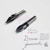 หัวปากกาปลายมน Brause Ornament (0.5 ~ 5.0 mm)
