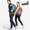"""กระเป๋าเป้โน๊คบุ๊ค Backpack รุ่น Athlete ทรงสปอร์ต ผ้ากันน้ำ สำหรับหน้าจอ 13-15.6"""" หรือ macbook"""