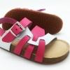 รองเท้าเพื่อสุขภาพ สำหรับเด็ก รุ่น B2051 FUXIA