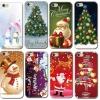เคสไอโฟน6 รูปคริสมาสต์ฝาหลัง หลายแบบ