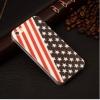 เคสไอโฟน 5/5s เคสแฟชั่นลายธงชาติusa tpu soft case