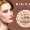 #Rimmel Stay Matte Pressed Powder #Transparent (ปริมาณ14g.)