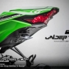 ท้ายสั้น MOTOPLAY FOR KAWASAKI ZX10R NINJA