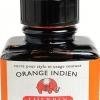 หมึก D Ink 30ml. J.Herbin - สีส้ม Orange Indian 57
