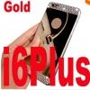 เคสไอโฟน 6/6splus วัสดุ TPU ชุบโลหะไฟฟ้า หรูหราสวยงาม สีทอง