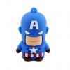 แฟลชไดร์ฟกัปตันอเมริกา(Captain America) ความจุ 8 GB