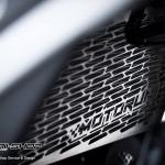 การ์ดหม้อน้ำ Motorun สำหรับ Yamaha R3