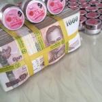 ครีมทาปาก นมชมพู สูตรพรีเมี่ยม AURA PINK TWO ซื้อ 1 กระปุก แถมฟรี 1 กระปุก