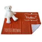 ผ้ารองกันฉี่ Mellow Quick dry SIZE S Toffee Brown