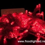 ไฟปีใหม่ สีแดง