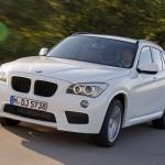 Slot Mat แผ่นยางรองในช่องรถยนต์ BMW X1
