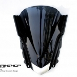 Wind Shield - ชิวหน้า Motozaa V1 T-SPORT Black For R3