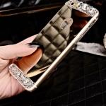 เคสไอโฟน 6/6s/6plus เคสTPU hybrid ชุบโลหะ หรูหราสวยงาม