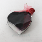 หมึก Forget Me Not - Heart Bottle Ink 50ml. - สีแดง