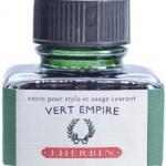 หมึก D Ink 30ml. J.Herbin - สีเขียวแก่ Vert Empire 39