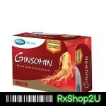 MEGA We Care Ginsomin 30เม็ด จินโซมิน โสมสกัด ช่วยบำรุงร่างกาย ให้ร่างกายไม่อ่อนเพลีย หลับง่าย