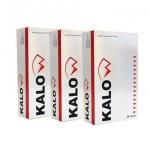 ส่งฟรี ems อาหารเสริมลดน้ำหนัก KALOW แกลโล ลดน้ำหนัก 3 กล่อง ราคา 3,090 บาท แถมฟรี ชูล่า ดีท็อกซ์ 3 ซอง มาส์คหน้าเกาหลี 1 แผ่น