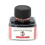 หมึก D Ink 30ml. J.Herbin - สีพีช Rouille D'Ancre 58