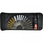 CLEANING & DECARBONISINGBRUSH SET 20-PCE