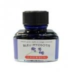 หมึก D Ink 30ml. J.Herbin - สีฟ้าอมม่วงอ่อน Bleu Myosotis 15