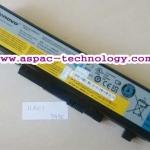 LENOVO Original Battery แบตเตอรี่ของแท้ IdeaPad Y450 Y550
