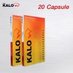 ส่งฟรี ems อาหารเสริมลดน้ำหนัก KALOW แกลโล ลดน้ำหนัก กล่องเล็ก 10 แคปซูล 2 กล่อง 800 บาท แถมฟรี มาส์คหน้าเกาหลี 1 แผ่น