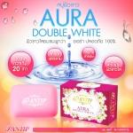 สบู่ผิวขาว AURA DOUBLE WHITE ขาวอย่างถาวร