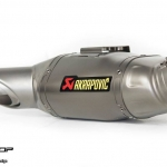 ท่อ AKRAPOVIC 2รู TITANIUM FULL-SYSTEM FOR YAMAHA MT07