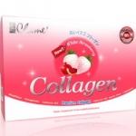 ชาเม่ คอลลาเจน Chame' Collagen สูตรใหม่ สตรอเบอรรี่สีขาว