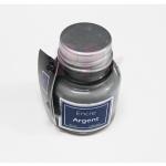 หมึก J.Herbin Decorative Ink ชนิด dip pen (สีเงิน)