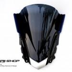 Wind Shield - ชิวหน้า Motozaa V1 T-SPORT Blue For R3
