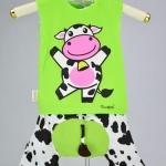 ชุดวัว-เขียว