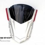Wind Shield - ชิวหน้า Motozaa V2 MOTOGP For R3