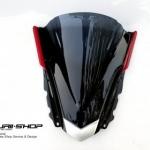 Wind Shield - ชิวหน้า Motozaa V1 T-SPORT Red For R3
