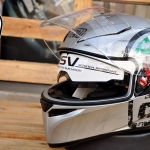 หมวกกันน็อค AGV K3-SV SCUDETTO (Asia Spec)