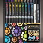 ชุดปากกาสี Chameleon Deluxe Set - 22 Pens (ครบทุกสี)
